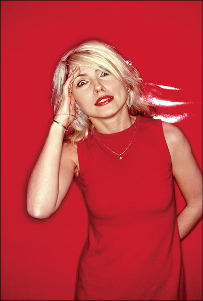 Debbie Harry Red