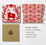 SALE! Baby Journal, Red Horse (LAST CHANCE)