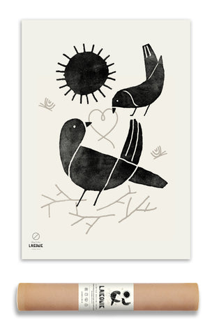 PRINT, Nordic Bird,  Limited Edition