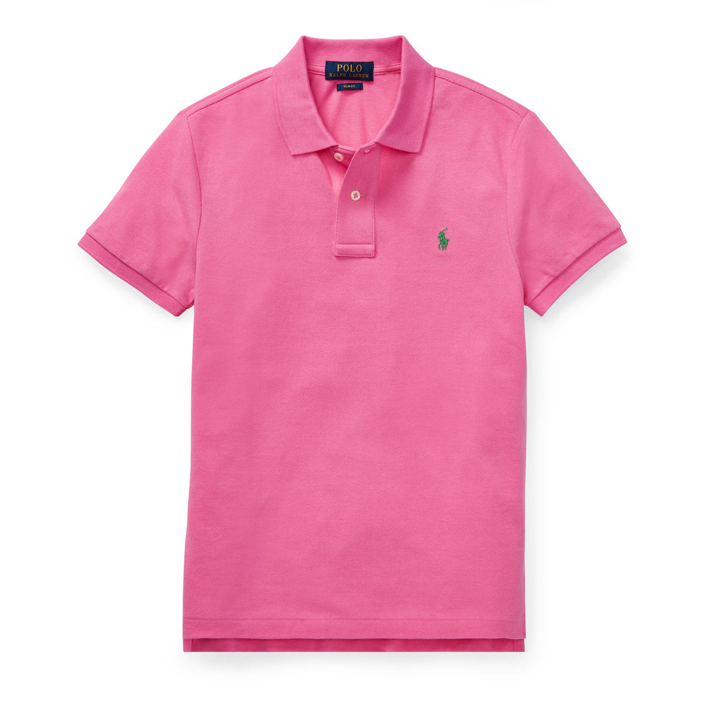 Ralph Lauren | Slim Fit Cotton Mesh Polo - Yashry
