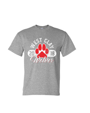 West Clay Elementary Short Sleeve Tee SP4