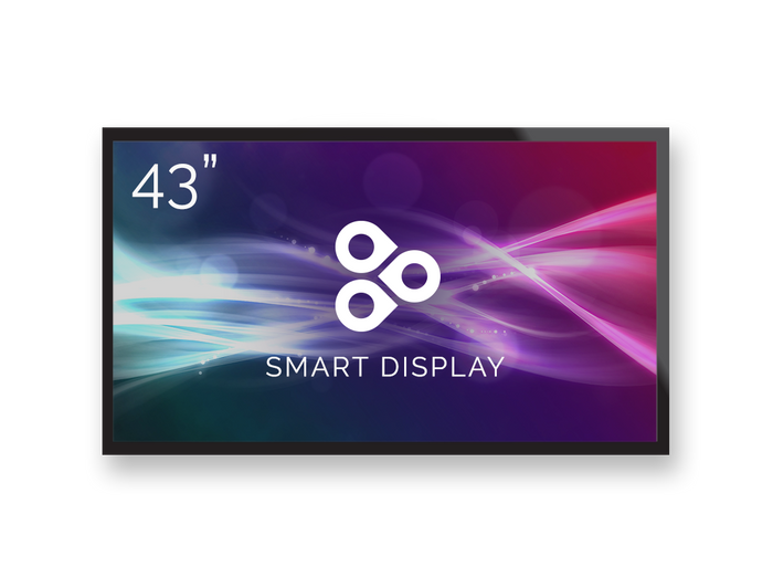 "43"" ViewSonic Commercial Display"