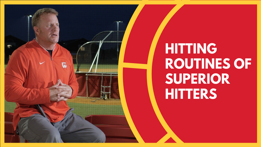 Hitting Routines of Superior Hitters