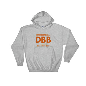 DBB - Wear red Clay - Hooded Sweatshirt