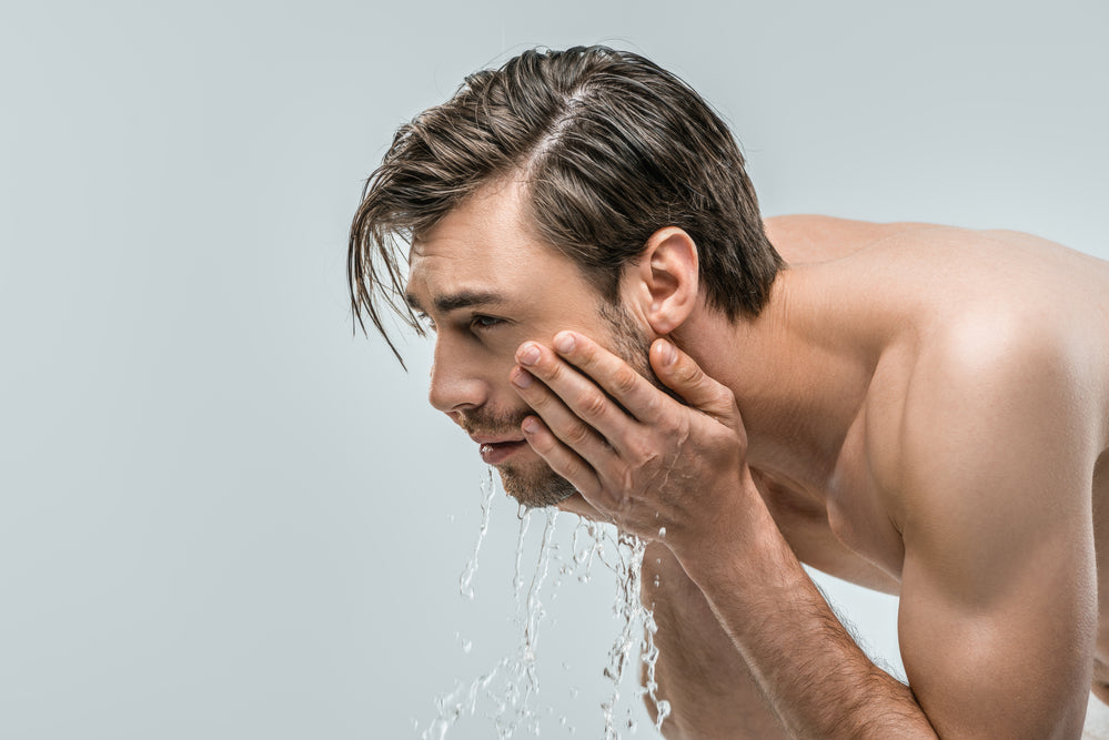 facial cleanser for men
