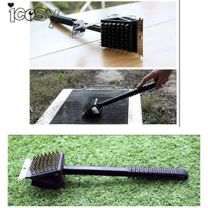 3-1 Non-Stick Grill Brush