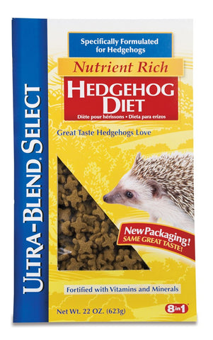 8 in 1 Ultra-Blend Select Hedgehog Diet 22oz