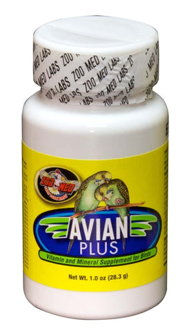 Zoo Med Avian Plus 1oz
