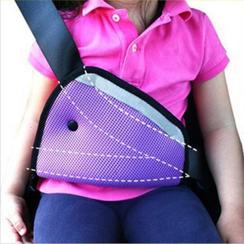 Car Seat Belt Adjust Safety Cushion for Kids Car Safety Gadgets New Car Gadgets