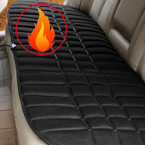 Winter Car Rear Seats Heater Covers Car Seat Covers New Car Gadgets
