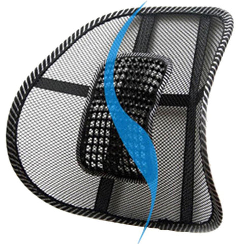 Back Support Cushion Lumbar Support for Car Seats Car Seat Covers New Car Gadgets