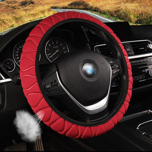 Summer Steering Wheel Cover Anti Sweat Steering Wheel Cover Car Steering Wheel Covers New Car Gadgets