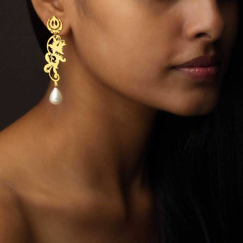 Khanda Earrings