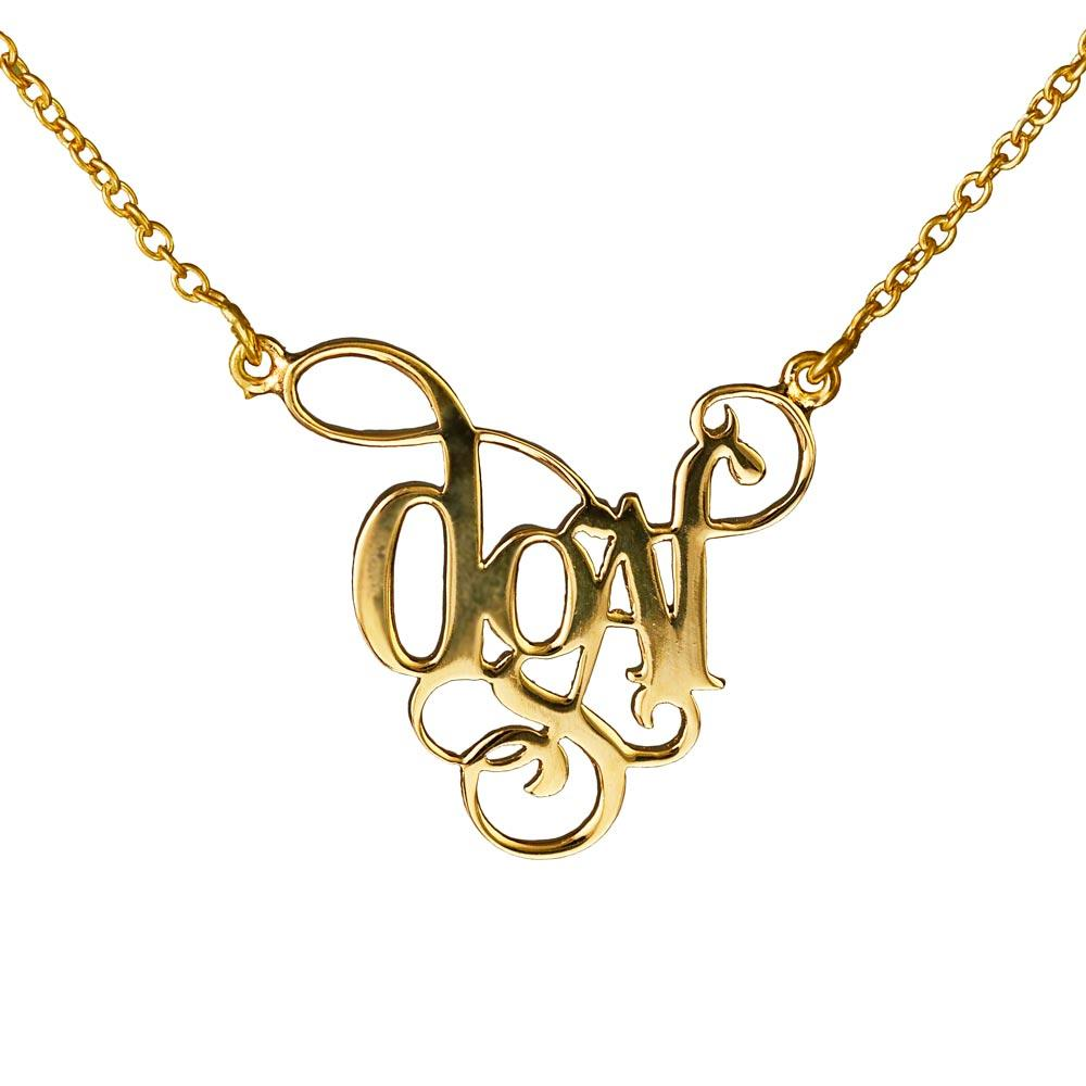 DGAF Necklace
