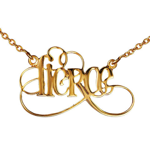 Fierce Necklace
