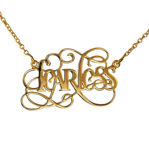 Fearless Necklace