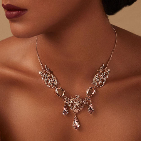 Rinascita Necklace - Confluence by Swarovski