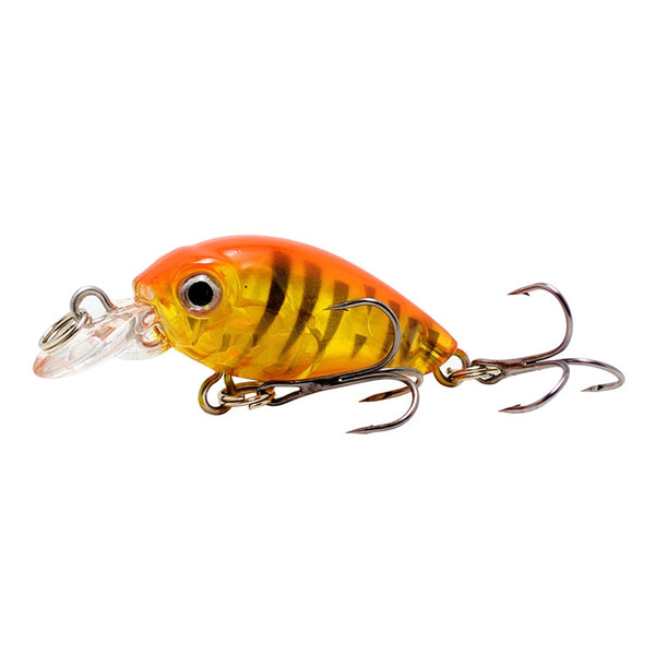 Hard Bait Minnow Fishing Bait