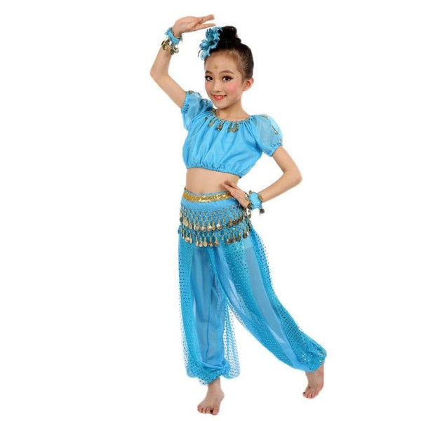 Chiffon Belly Dance Clothes