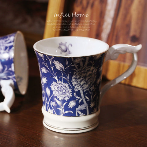 England Bone China Cup Mug Ceramic