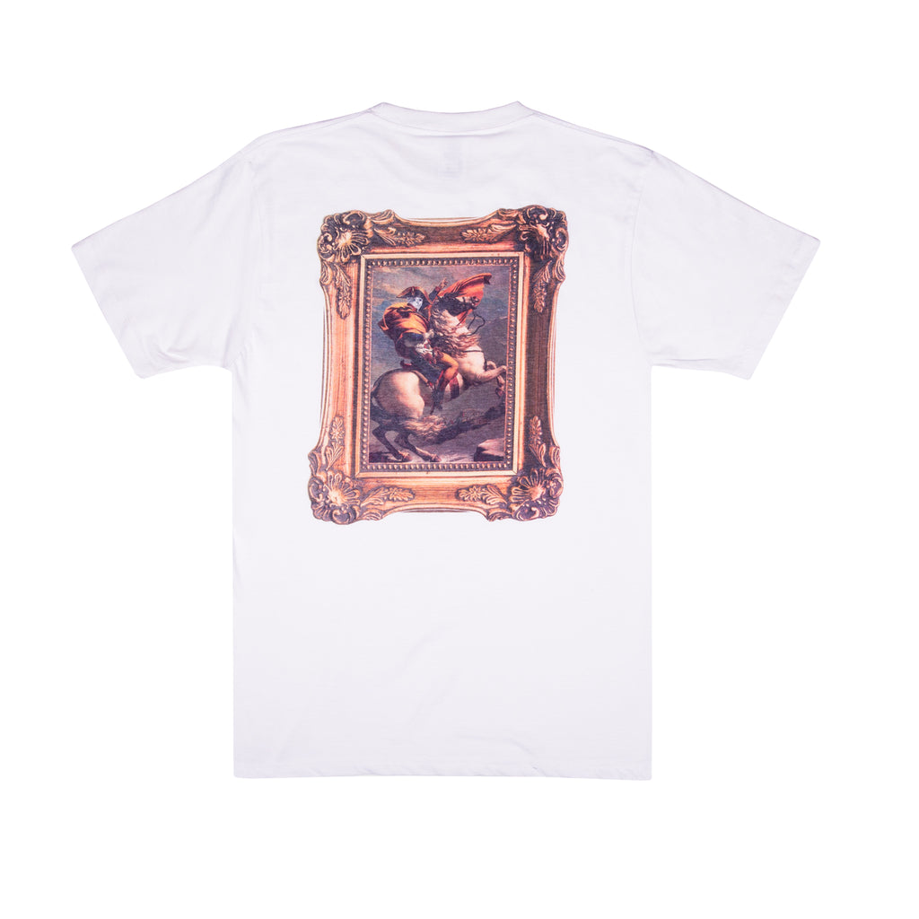 Steed Tee (White)