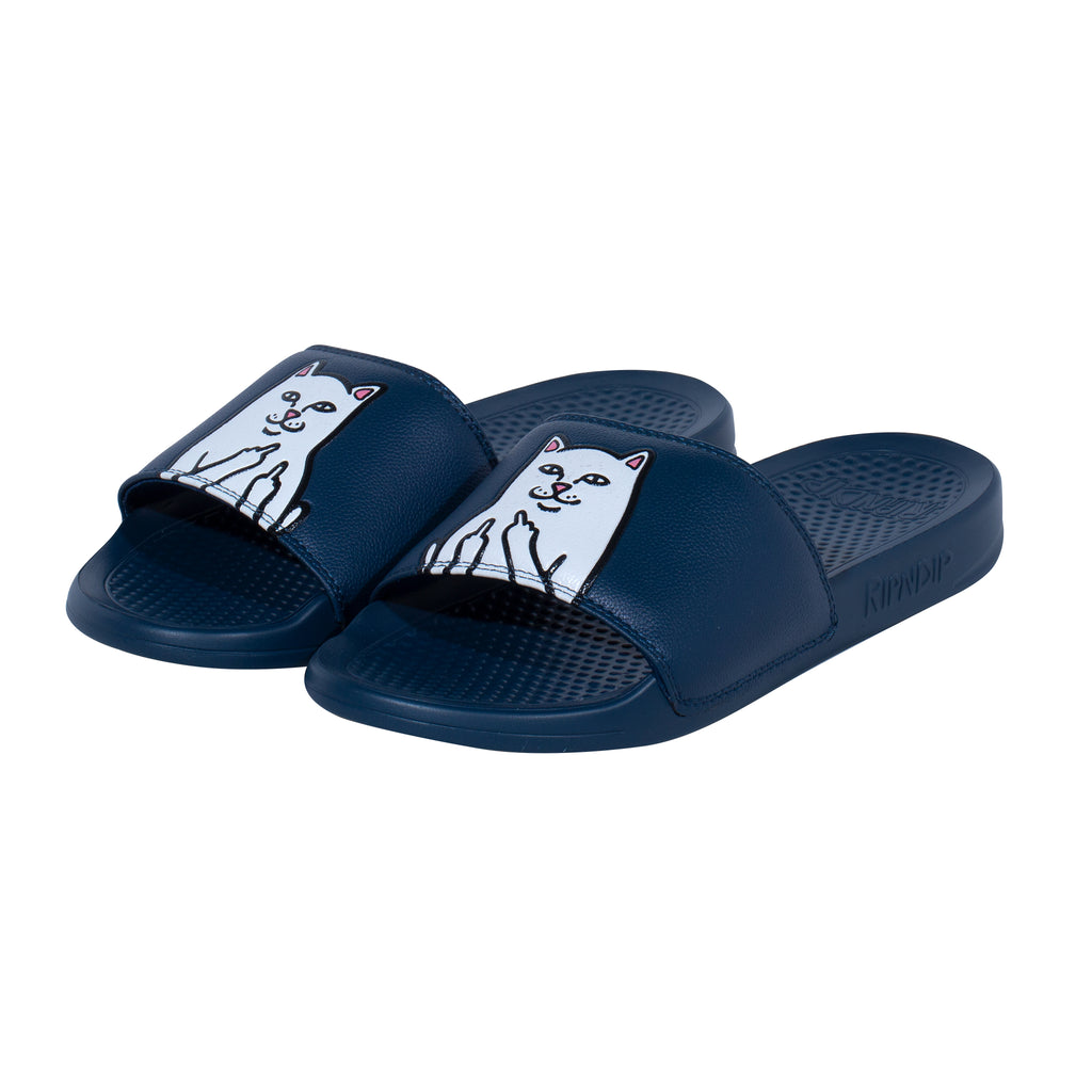 Lord Nermal Slides (Navy)