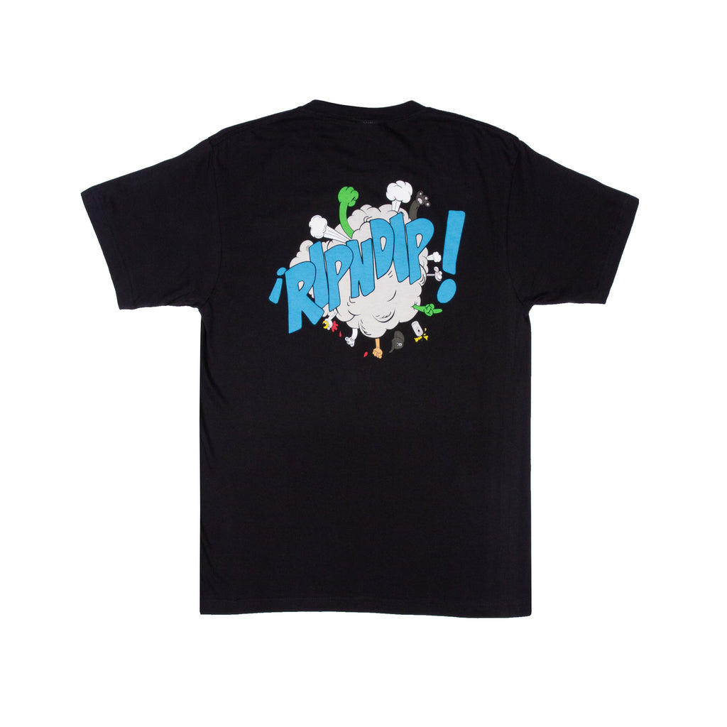 Break Out Tee (Black)