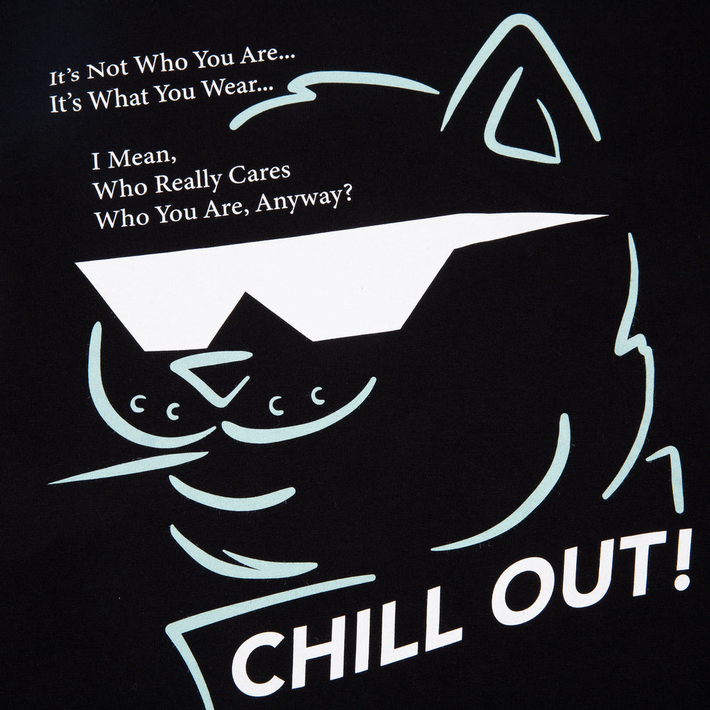 Chill Out Tee (Black)