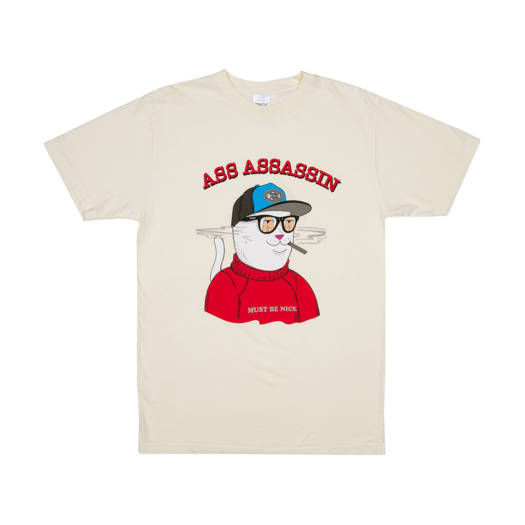Ass Assasin Tee (Vintage White)