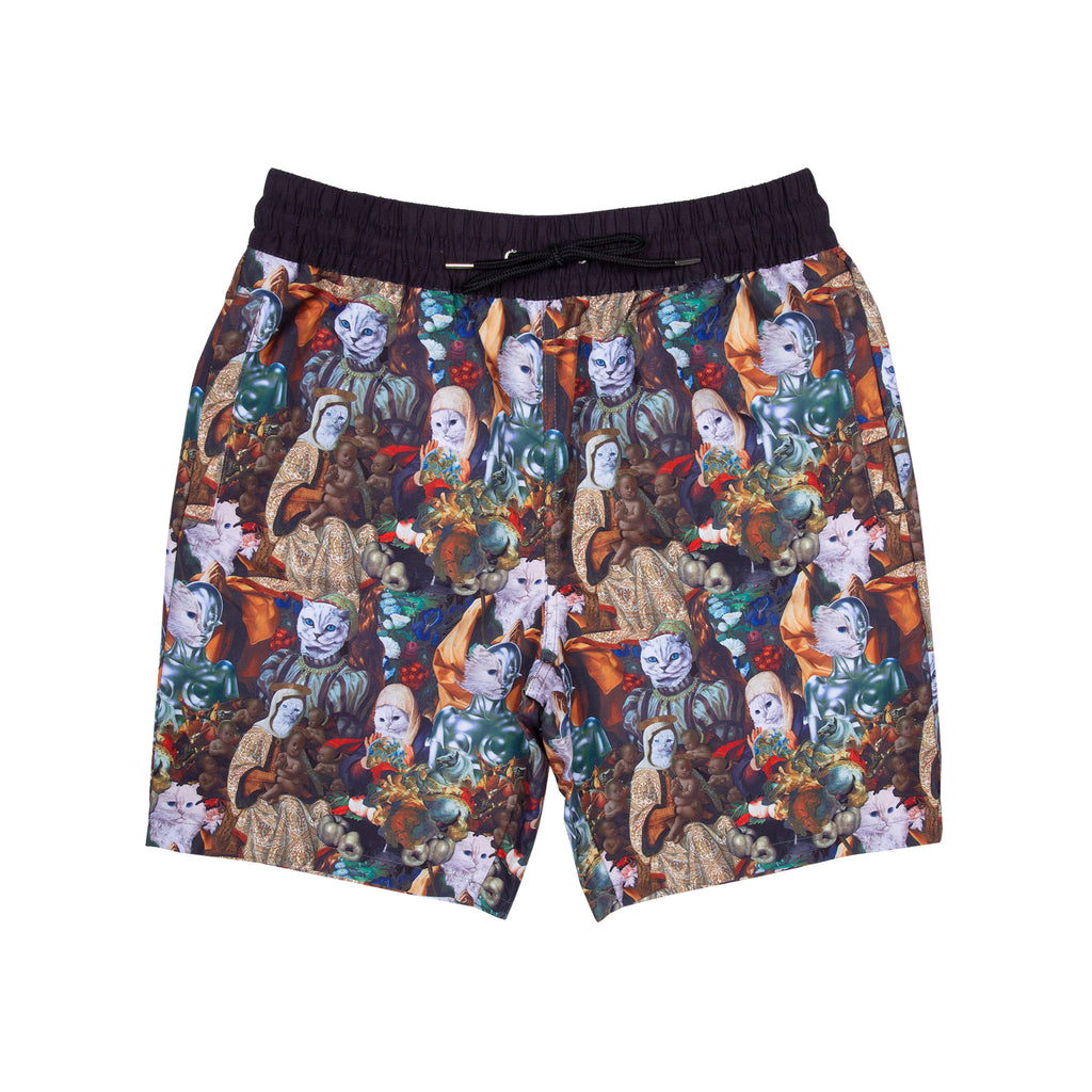 Nermaissance Swim Shorts (Multi)