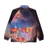 Galactica Coaches Jacket (Black)