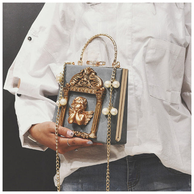 Angel Vintage Bag