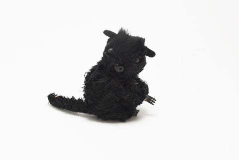 Black Bear Jungle Critter Clip