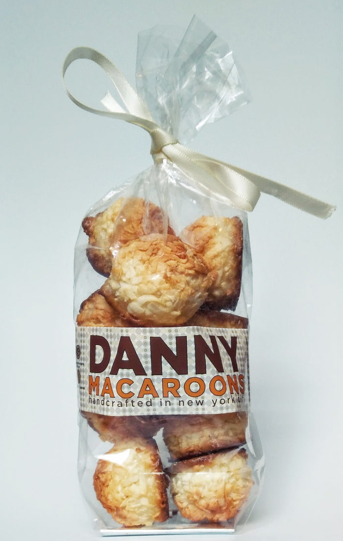 Coconut Macaroon Gift Bags
