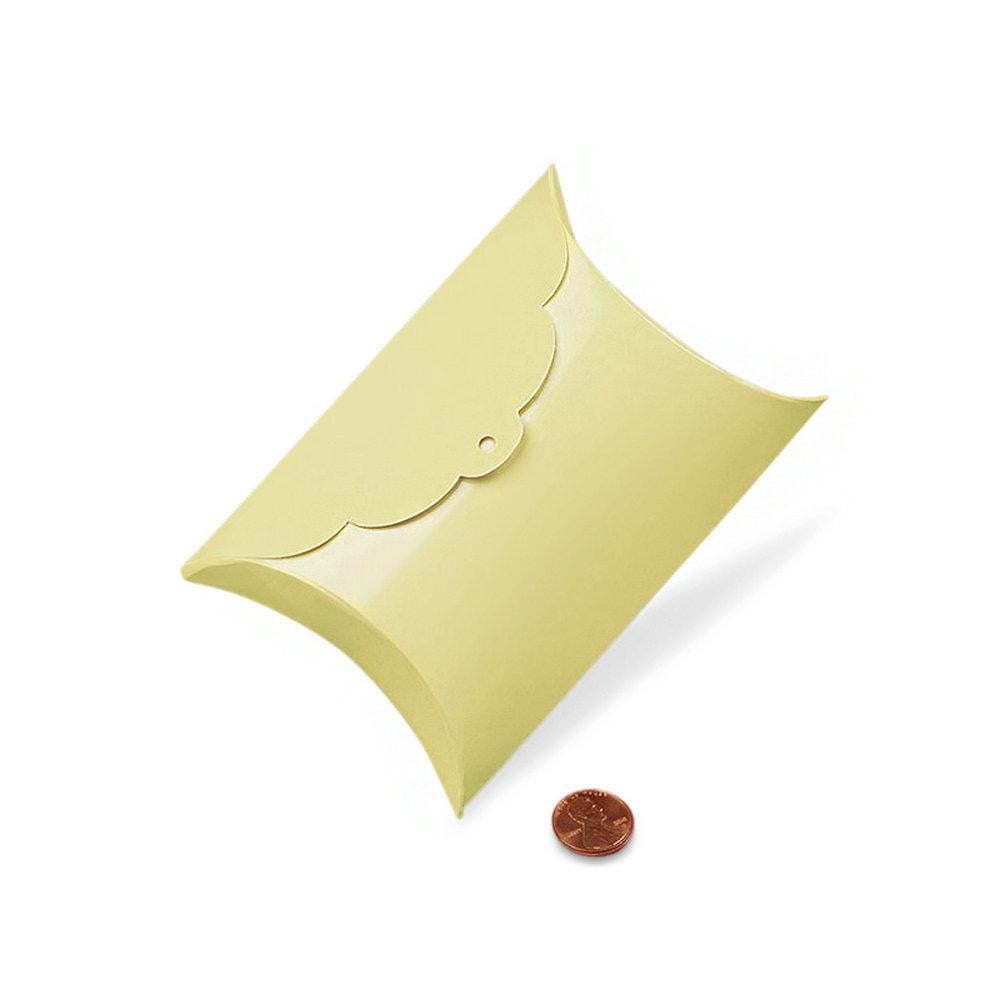 Pillow-shaped Paper Box - Sunbeauty