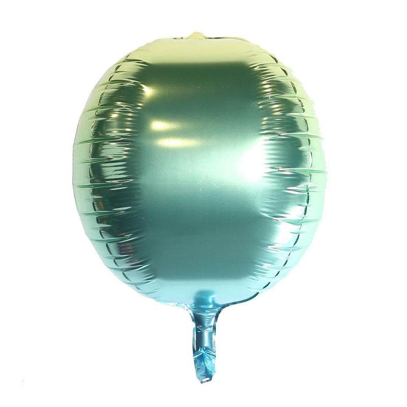 Gradient 4D Foil balloon(Green)