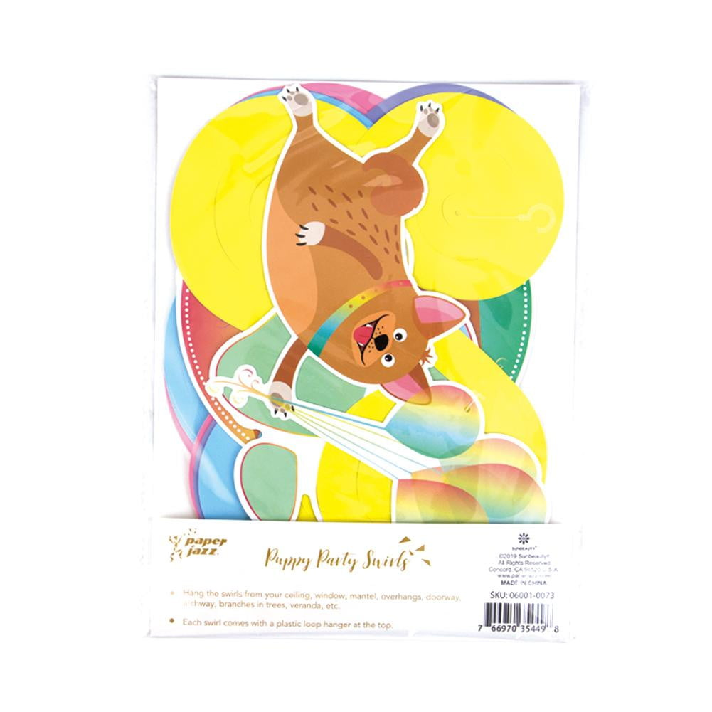Pets Party Swirl (16Pcs) - Sunbeauty