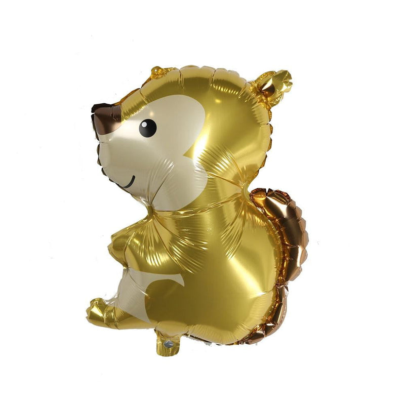 Squirrel Foil Balloon