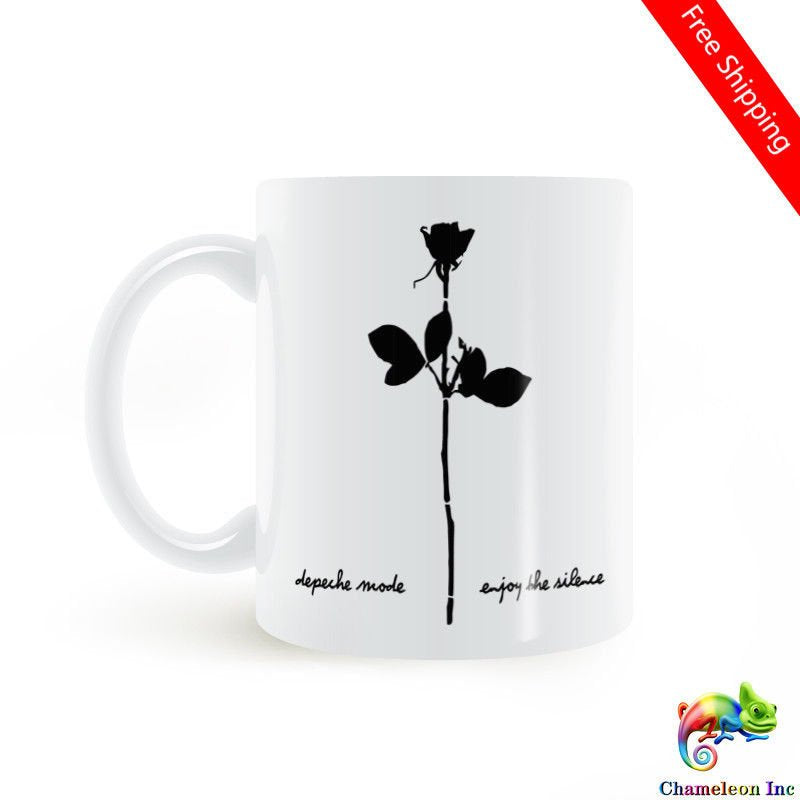 Depeche Mode Enjoy The Silence 11 Oz Mug