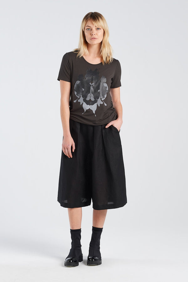 AIDA T-SHIRT | MOSS - NYNE - NZ Made Women's Clothing