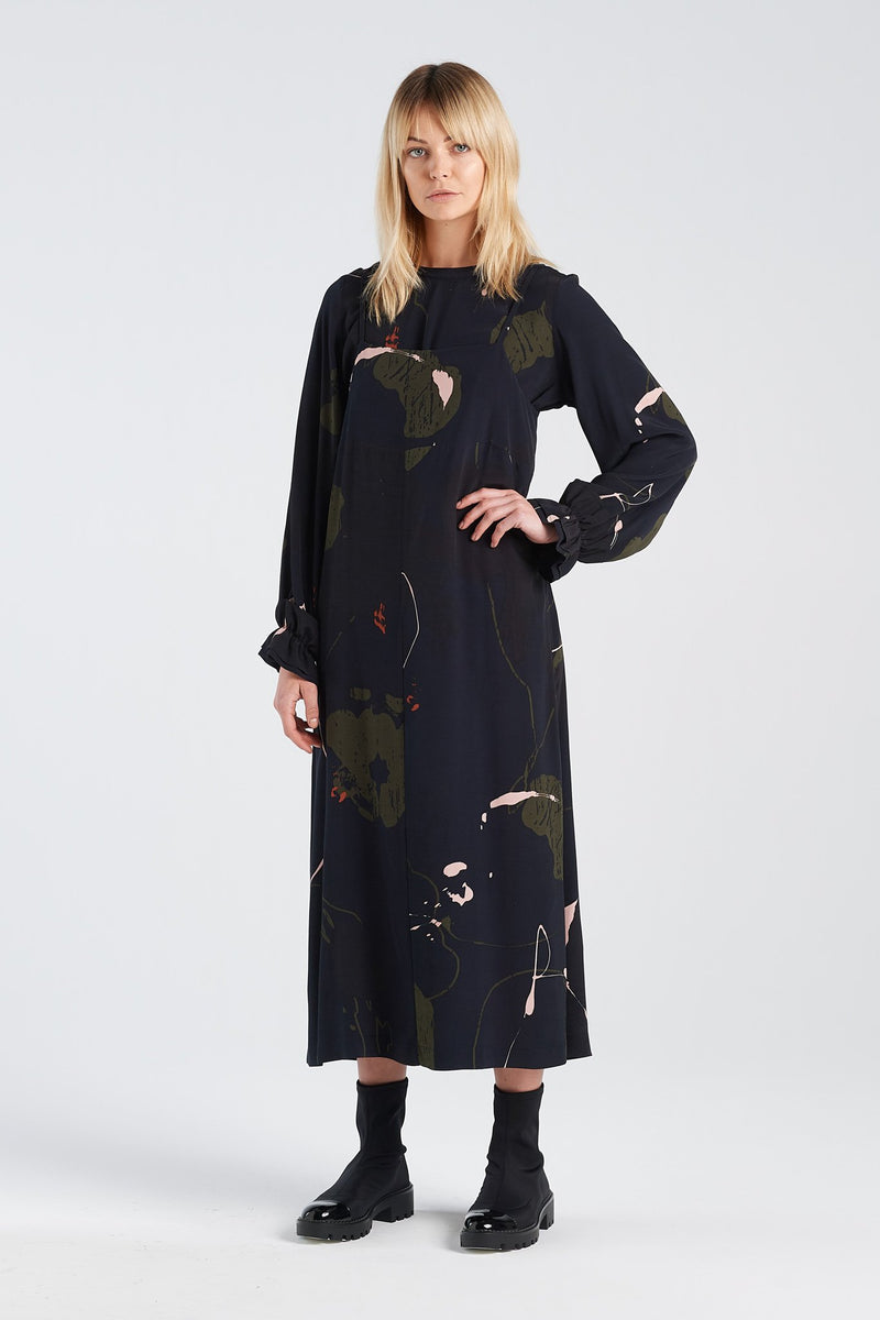 SOCIAL DRESS | RORSCHACH - NYNE - NZ Made Women's Clothing