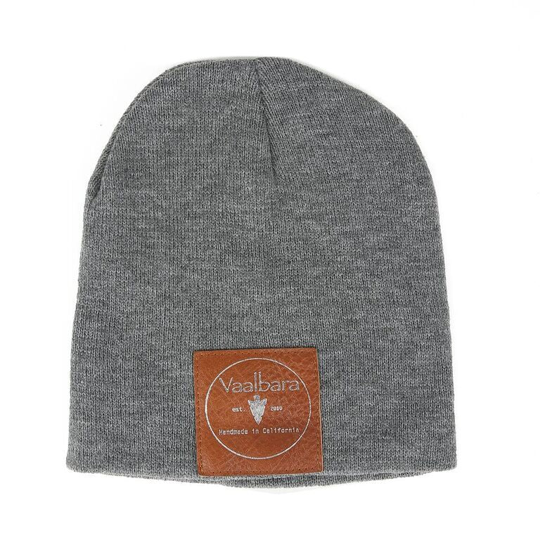 VAALBARA  BEANIE IN GREY
