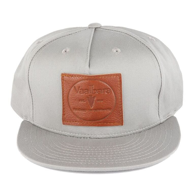Vaalbara Baseball Cap in Gray