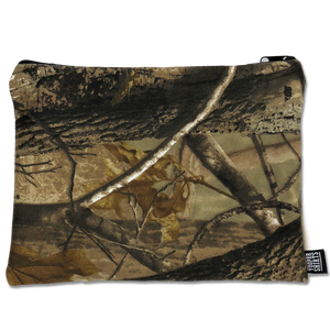 """906 Patch"" Realtree Canvas Pouch (11.5"" x 9"")"