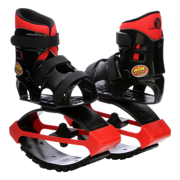 Air Kicks Anti-Gravity Running Boots, Small for Kids 55-99 Lbs.