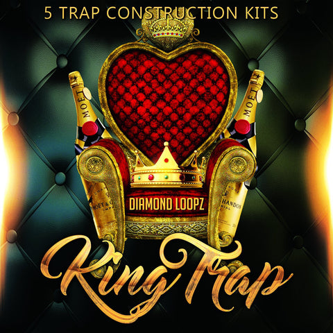 King Trap - Beat Construction Kits