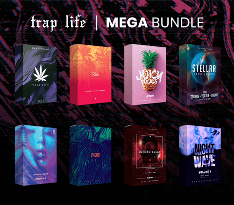 TRAP LIFE: Mega Bundle - Over 9 GB of Content