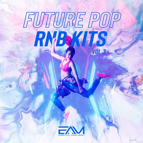 Future Pop & RnB Kits Vol.3 - Construction Kits With Vocals