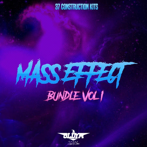 Mass Effect Bundle - 37 Kits of 714 WAV Files + 519 MIDI Files