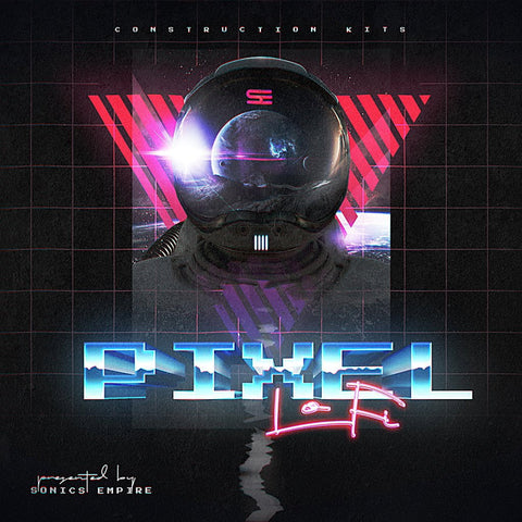 Pixel Lo-Fi - Construction Kits
